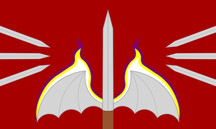 Gaelan Flag