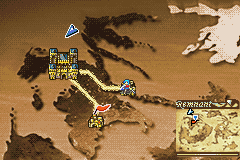 FE8] Fire Emblem: Dust to Dust - Concepts - Serenes Forest