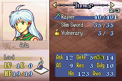 Fire Emblem - 2 Princesses 1