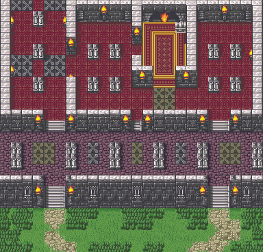 Foreseer (side wall torches)
