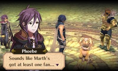 Marth's Fan
