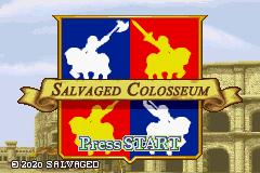 SALVAGED Colosseum.emulator