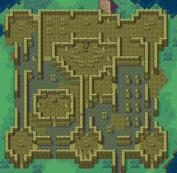 finalized map