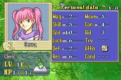 Water Emblem Serra