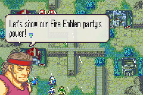 Let's Show Our Fire Emblem Party's Power