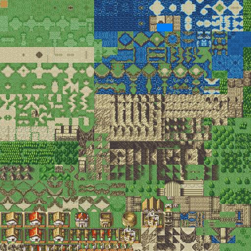Standard Green Raw Tiles