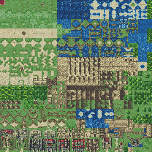 Green Fields Tiles